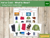 Hot or Cold - What to Wear?