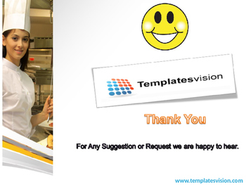 Hotel Management PPT Template