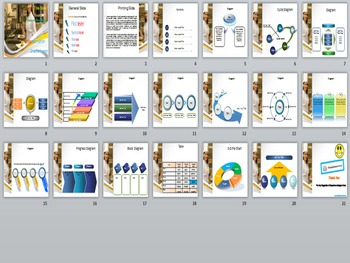 Hotel Management PowerPoint Template