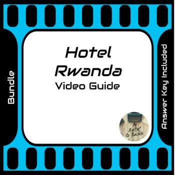 Hotel Rwanda Worksheets Teaching Resources Teachers Pay Teachers