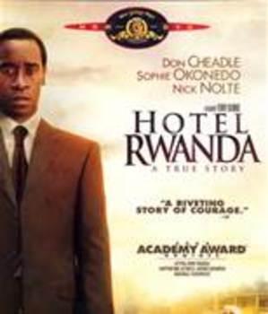 Hotel Rwanda - Film Study Guide