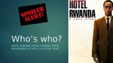 Hotel Rwanda Viewing Guide, Rwandan Genocide Preview Activity, & Lesson Ideas