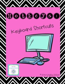 Hotkeys: Keyboard Shortcuts
