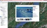 Hottest, Coldest Google Earth Tour