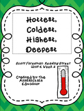 Hottest,Coldest, Highest, Deepest- Activity Pack