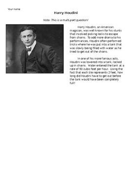 Houdini PrBL