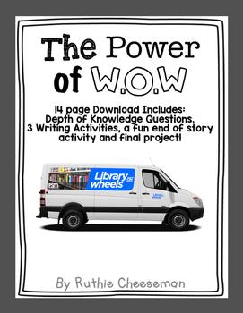 Houghten Mifflin Journeys: The Power of WOW