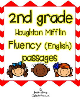 Houghton Mifflin English Fluencies