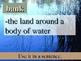 "Houghton Mifflin:  2nd Grade ""Around the Pond""  Vocab"