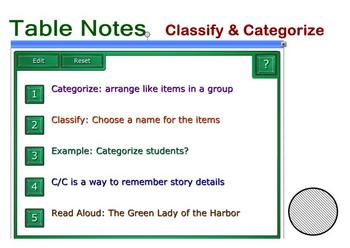 Houghton Mifflin 4th Grade Theme 2 Very Important Day