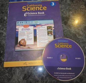 Houghton Mifflin CD ROM eScience Book