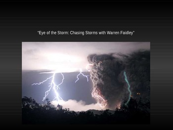 Houghton Mifflin Eye of the Storm Vocabulary PowerPoint