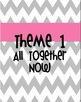 Houghton Mifflin First Grade Language Arts Binder cover, tabs, and spine PINK!