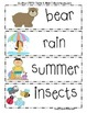 Houghton Mifflin First Grade Theme 3 Resource Pack