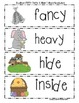 Houghton Mifflin First Grade Theme 5 Resource Pack
