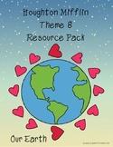 Houghton Mifflin First Grade Theme 8 Resource Pack
