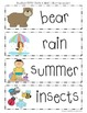 Houghton Mifflin First Grade Vocabulary Words