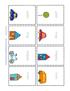 Houghton Mifflin Grade 2 Theme 3 Games and Word Wall Cards (2006 Edition)