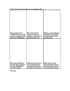 Houghton Mifflin Grade 2 Theme 3 activities