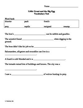 Houghton Mifflin Grade 2 Theme 4 activities