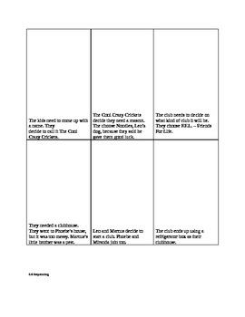 Houghton Mifflin Grade 2 Theme 5 Activities
