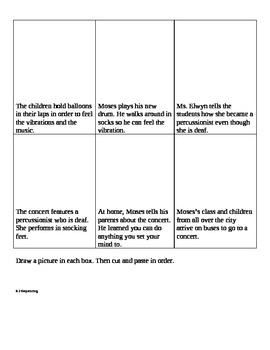 Houghton Mifflin Grade 2 Theme 6 Activities