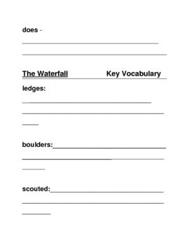 Houghton Mifflin Grade 3 Entire Year Themes 1 - 6 Skills Focus Packet