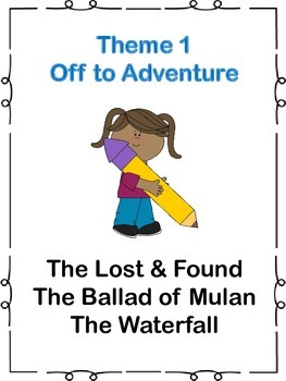 Houghton Mifflin Grade 3 Theme 1-3 Weekly Spelling Homework