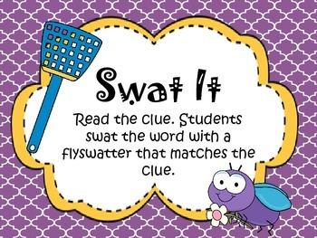 Houghton Mifflin Grade 3 Theme 6 Focus Wall and Center Resuorces