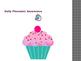 Houghton Mifflin Harcourt 1st Grade A Cupcake Party Power Point