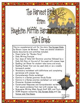 Houghton Mifflin Harcourt Journeys 2014 Grade 3 The