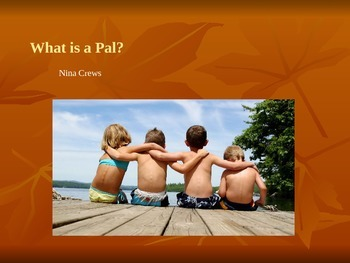 Houghton Mifflin Harcourt Journeys 1st Grade What is a Pal?