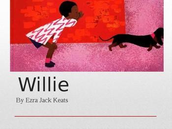 Houghton Mifflin Harcourt Journeys 1st grade Whistle for Willie