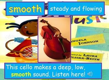 Journeys 2014 Grade 2 Violet's Music PowerPoint