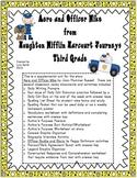 Houghton Mifflin Harcourt Journeys 2014 Grade 3 Aero and O