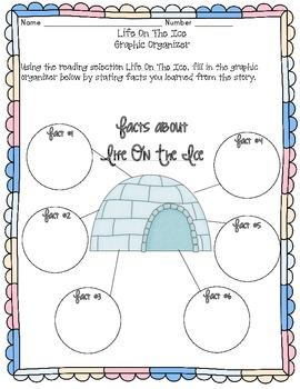 Houghton Mifflin Harcourt Journeys 2014 Grade 3 Life Of The Ice