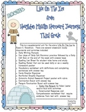 Houghton Mifflin Harcourt Journeys 2014 Grade 3 Life Of The Ice