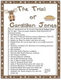 Houghton Mifflin Harcourt Journeys 2014 Grade 3 Trial of Cardigan Jones