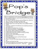 Houghton Mifflin Harcourt Journeys 2014 Grade Three Pop's Bridge