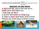 Houghton Mifflin Harcourt Journeys Animal Groups Grade 1 power point