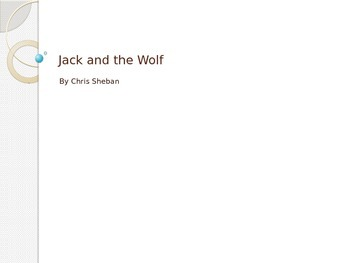 Houghton Mifflin Harcourt Journeys Grade 1 Jack and the Wolf PPT