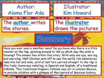 Journeys 2014 Grade 2 Half Chicken PowerPoint