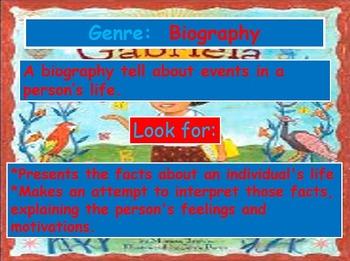 Journeys 2014 Grade 2 My Name is Gabriela PowerPoint