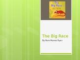 Houghton Mifflin Harcourt Journeys The Big Race 1st grade power point
