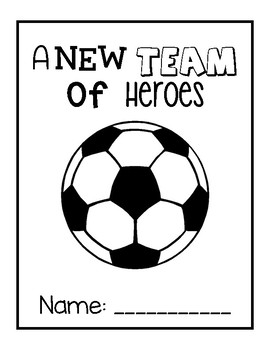 Houghton Mifflin Journey's: A New Team of Heroes