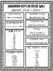 Houghton Mifflin Journey's Grade 2 Focus Wall Printable Take-Home Papers
