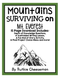 Houghton Mifflin Journey's: Mountains Surviving Mt. Everest