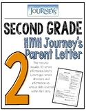 Houghton Mifflin Journey's Parent Informtion Letters