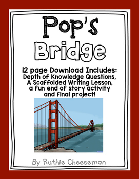 Houghton Mifflin Journey's: Pop's Bridge