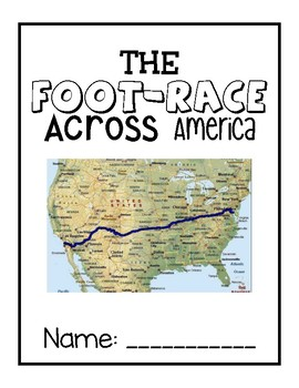 Houghton Mifflin Journey's: The Foot Race Across America